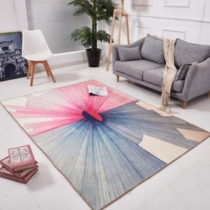 best alfombra diseo vintage geomtrica with alfombras vintage - Alfombras Vintage