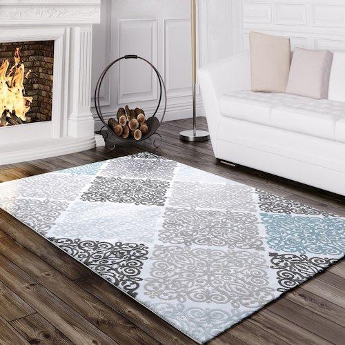 alfombra vintage de diseo elegante - Alfombras Vintage